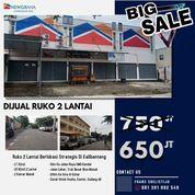Ruko 2 Lantai Murah Di Kalibanteng Semarang (29775254) di Kota Semarang