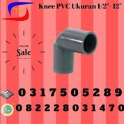 """Knee Pvc Ukuran 1/2"""" - 12"""" (29778313) di Kab. Bondowoso"""