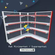 Display Gondola Minimarket Rak, Meja Kasir (29779919) di Kab. Boalemo