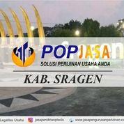 Jasa Pendirian PT Termurah Wilayah Sragen (29781819) di Kab. Sragen
