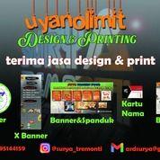 Terima Bikin Banner, Spanduk, X Banner, Kartu Nama, Sticker Label, Dll.. Free Desain.. Bisa CoD (29784132) di Kota Jakarta Utara