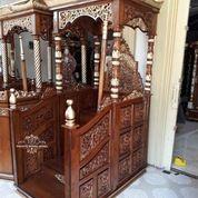 Mimbar Masjid Kubah Tangga (29787716) di Kab. Rokan Hilir
