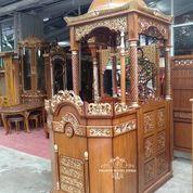 Mimbar Khotbah Masjid (29787753) di Kab. Rokan Hilir