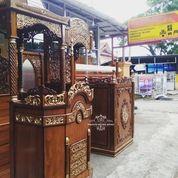 Mimbar Khutbah Ceramah Masjid (29787764) di Kab. Rokan Hilir