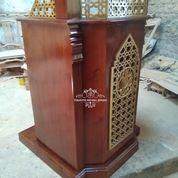 Mimbar Masjid Minimalis Atau Podium (29787773) di Kab. Rokan Hilir