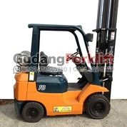 Forklift 1.8 Ton Diesel Toyota Engine (29789770) di Kota Jakarta Utara