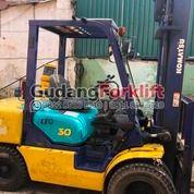 Komatsu 3 Ton 4 Meter Forklift Bekas (29789812) di Kota Jakarta Utara
