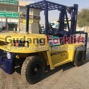 Forklift Diesel 6 Ton Second (29790100) di Kota Jakarta Utara