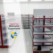 Display Rak Supermarket, Meja Kasir Minimarket, Rak Susun (29790279) di Kota Sungai Penuh