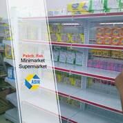 Aneka Rak Minimarket / Supermarket, Meja Kasir Rak Backwall (29790399) di Kab. Juaro Jambi