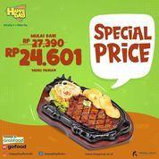 HAPPY DAY Special Price mulai dari Rp 24.601 untuk menu pilihan! (29791521) di Kota Jakarta Selatan