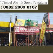 Harga Huruf Timbul Acrylic Led Pemalang (29794862) di Kab. Pemalang