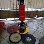 Mesin Poles Lantai Marmer Tegel Teraso Polisher Alat Sikat Cuci Karpet Ambal Second Tanah Grogot (29800064) di Kab. Paser
