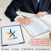 Jasa Pendirian Perusahaan Ud Cv Pt Jasa Pembuatan Perkumpulan Yayasan Termurah Legal (29801793) di Kota Yogyakarta