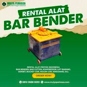 Sewa Alat Proyek Bar Bender Dan Bar Cutter (29809966) di Kota Kupang