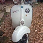 Vespa Super Tahun 1976 Putih (29811917) di Kota Tangerang