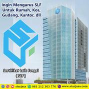 Jasa Penerbitan SLF Jasa Pendirian UD CV PT NPWP VO Yayasan Jasa Pembuatan SLF (29811991) di Kota Yogyakarta