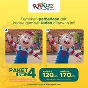 Dufan Ancol Dapatkan 2 TIKET GRATIS ke Dufan untuk masing-masing 2 pemenang yang beruntung !! (29815674) di Kota Jakarta Utara