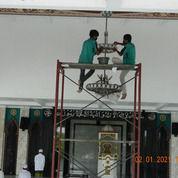 Cuci Lampu Kristal 021-88354281 (29816872) di Kota Bekasi