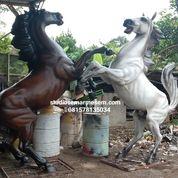 Patung Kuda Jigrak (29820917) di Kota Magelang