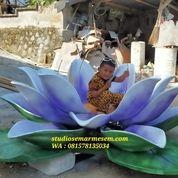 Replika Bunga Fiber (29821010) di Kota Magelang