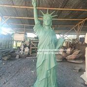Patung Liberty Resin (29821105) di Kota Magelang