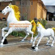 Kuda Putih Bahan Fiber (29821110) di Kota Magelang