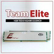 TEAM ELITE 1GB TED31024M1333HC9 (29826976) di Kota Bogor