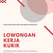 LOWONGAN UNTUK KURIR (29828570) di Kota Jakarta Selatan