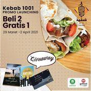 Kebab 1001 Beli 2 Gratis 1* (29836094) di Kota Jakarta Utara