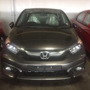 Honda Brio E Manual Grey 2021 (29836278) di Kota Surabaya