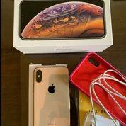 Second Like New IPhone XS 64 GB Gold Perfect (29846389) di Kab. Sidoarjo