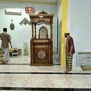 Mimbar Khutbah Masjid (29850349) di Kab. Rokan Hilir