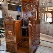 Mimbar Ceramah Masjid Minimalis (29850423) di Kab. Rokan Hilir