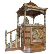 Mimbar Masjid Kubah Jumbo Megah (29850424) di Kab. Rokan Hilir