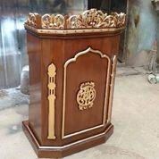 Mimbar Podium Masjid (29850425) di Kab. Rokan Hilir