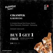 XIBOBA Cikampek Karawang Buy 1 Get 1 Free !! (29858154) di Kab. Karawang