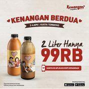 Kopi Kenangan - Kenangan Berdua hanya 99 RB !! (29858170) di Kota Jakarta Selatan