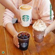 Starbucks Dapatkan FREE 1 Minuman !! (29858445) di Kota Jakarta Selatan