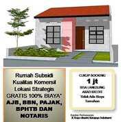 Rumah Subsidi Murah Akses Jalan Toll Bocimi Cicurug Sukabumi (29863139) di Kab. Sukabumi