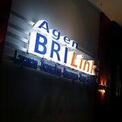 Jasa Pembuatan Huruf Timbul Akrilik Bank Malang (29864487) di Kab. Musi Rawas Utara