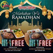 Street Steak Special Promo ramadhan Buy 1 Premium Wagyu Beef FREE 1 set !! (29866509) di Kota Jakarta Selatan