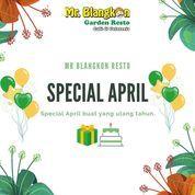 Mr. Blangkon Resto SPECIAL APRIL !! (29866789) di Kota Yogyakarta
