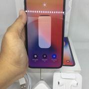 IPhone X 256 Fullset Ori Like New (29868000) di Kota Surabaya