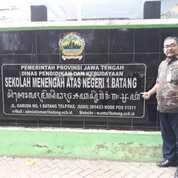Jasa Pembuatan Huruf Timbul Stainless Merek Sekolah Tual (29870946) di Kab. Seruyan