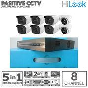 Paket CCTV Hilook 8 CH Jambi (29875018) di Kota Jambi