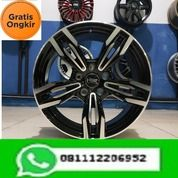 Velg Roda Mobil Ring 17 Pcd 5x114,3 Buat Mobil Terios Rush Dll (29875299) di Kota Semarang