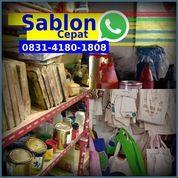 Topi Sablon Warna Hitam (29875494) di Kab. Malinau