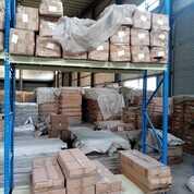 Rak Gudang Besi Baja Murah 2 Level Kap 500 Kg Perlevel (29876925) di Kab. Kep. Seribu