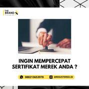Sertifikat Merek HKI (29878132) di Kota Tangerang Selatan